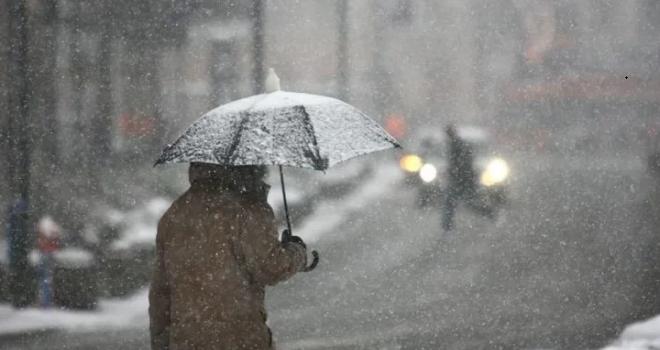 Meteorolojiden Rize'ye Yağmur ve Kar Uyarısı