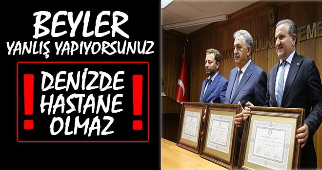 AKP Rize'de Yeni Yanlış Yapmak İstiyor