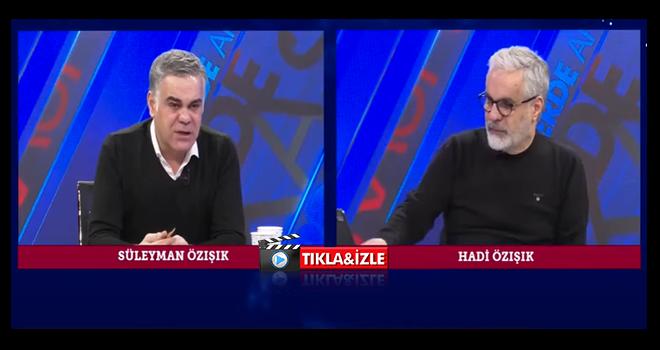 Gazeteci Süleyman Özışık'tan Çarpıcı AK Parti Analizi