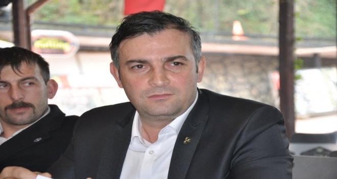 MHP Ardeşen'den Yeni Yıl Mesajı