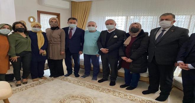 Ali Babacan ve Hasan Karal Rize'de...