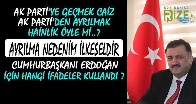 AK Parti'de Başarısızlık Ödüllendiriliyor