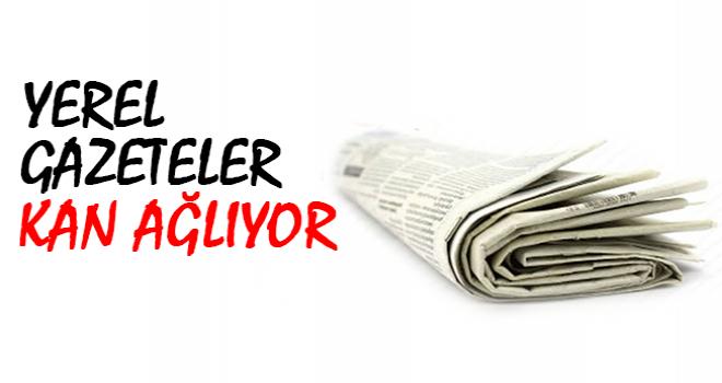 Yerel Gazete Diye Birşey Kalmayacak