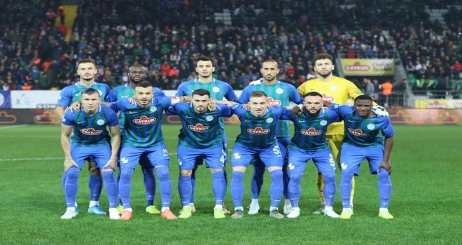 Çaykur Rizespor'dan Tam Anlamıyla ZAFER..!
