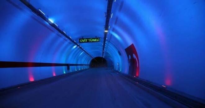 Bunlar Yapılmazsa Ovit Tüneli Yetim Kalır
