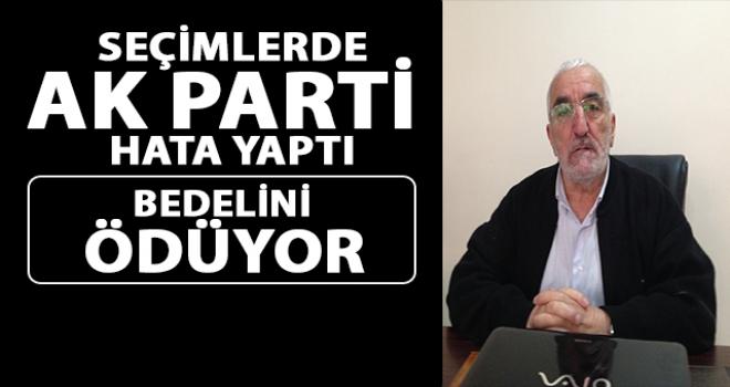 Çırakoğlu: AK Partiliyim, MHP'ye Oy Verdim
