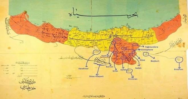 Lazia Theması ve Osmanlı Devleti'nde Lazistan Sancağı