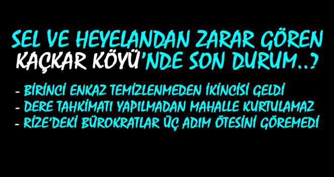 Rizeli Gazeteciden Kaçkar Köyü Analizi