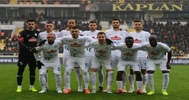 Ç. Rizespor, Fenerbahçe Maçı Öncesi Malatya'da Moral Buldu