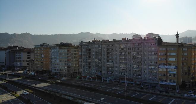 Rize'de 4 Bin 174 Bina Yıkılacak