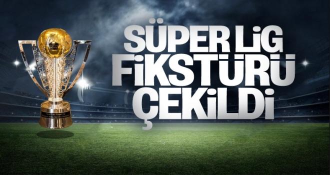 Süper Ligde 2020-2021 Sezonu Fikstürü Çekildi