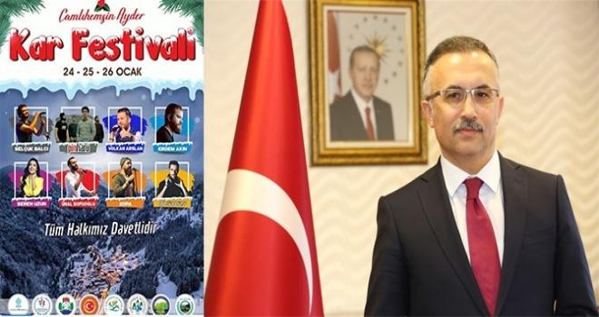 CHP'den Rize Valisi Kemal Çeber'e Tepki