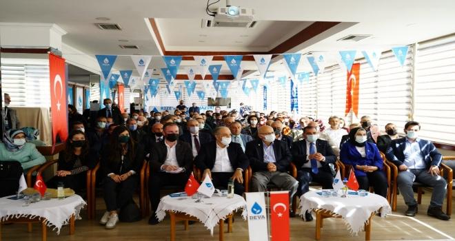 Deva Partisi Rize'de Kongre Sürecini Başlattı