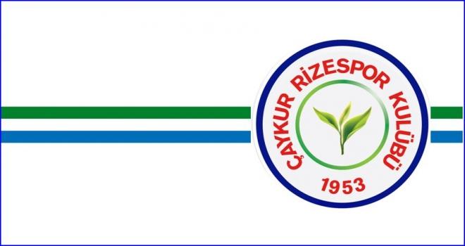 Çaykur Rizespor Yeni Teknik Direktörünü Buldu