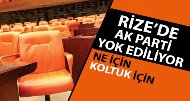 AK Parti Kendisini Rize'de Yenilemeli?
