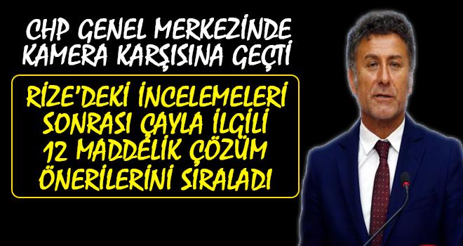 Erdoğan, Çayda Kotayı Kaldıracağım Demişti