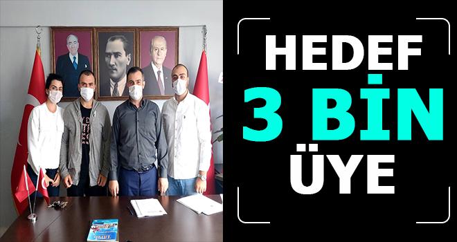 MHP Ardeşen'de Üye Olmak İçin Yoğun Talep
