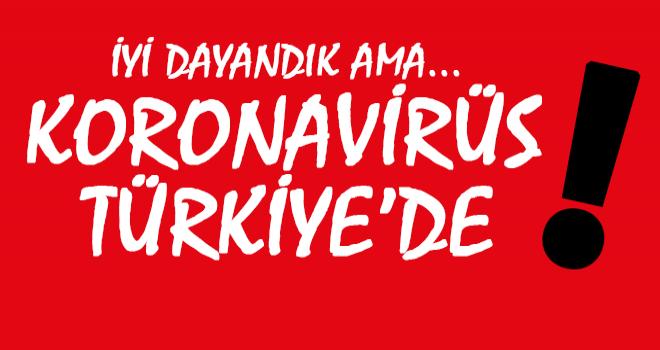 Sağlık Bakanı Açıkladı... Koronavirüs Türkiye'de