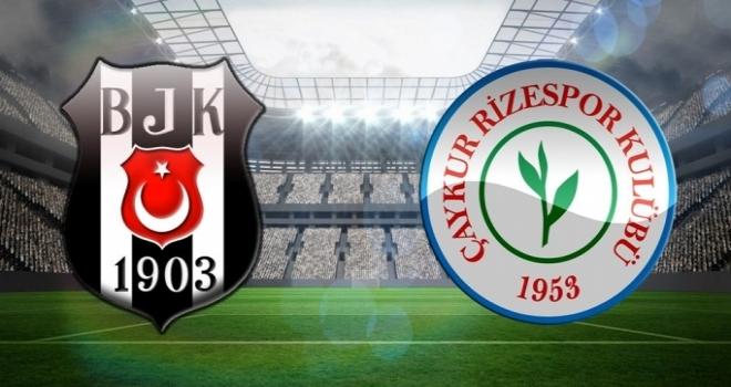 Beşiktaş Çaykur Rizespor Kupa Maçı Ne Zaman ?