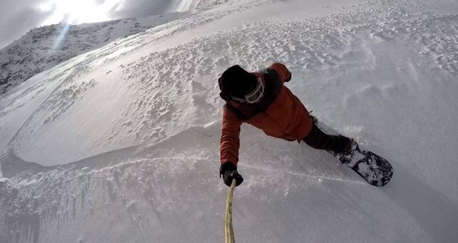Petran'da Kayak Keyfi... İkizdere'de Sezon Başladı
