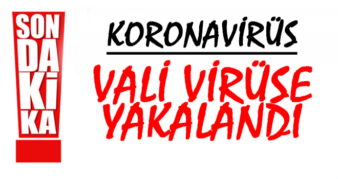 Valinin Koronavirüs Testi Pozitif Çıktı