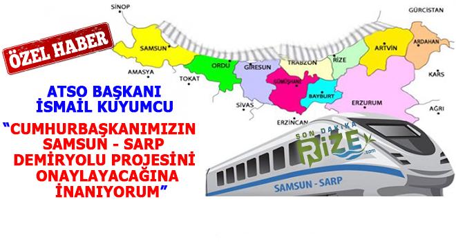 Karadeniz Coğrafyasının Bu Projeye İhtiyacı Var