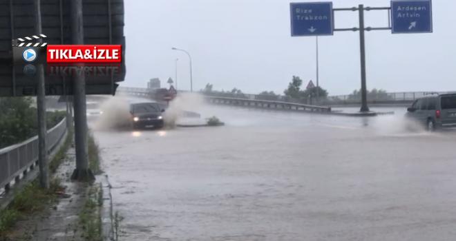 Ardeşen Yağmura Teslim - TIKLA İZLE