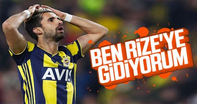 Fenerbahçeli Alper Potuk Rizespor'a Geliyor