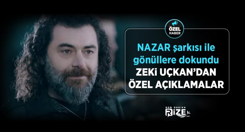Nazar Şarkısıyla Gündem Olan Zeki Uçkan ile Özel Röportaj