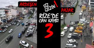 Rize'de 2 Kadın Daha Virüsten Hayatını Kaybetti