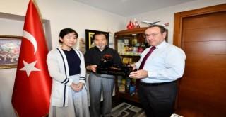 Türk Japon Dostluğuna ÇAYKUR Çayı